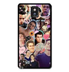 dylan obrien Samsung Galaxy S3 S4 S5 Note 3 Case