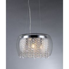 Warehouse of Tiffany Nereids RL7939-4 Chandelier | from hayneedle.com