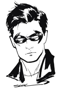 Jason Todd by Ryan Sook || Original [x]