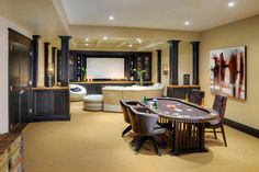 Media Room Design, Pictures, Remodel, Decor and Ideas - page 21