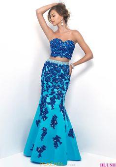 Blush Dress 7105