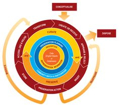 Curation Lifecycle Model
