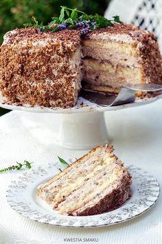 Tort śliwkowy /// śliwka