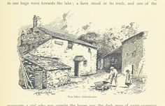 """Image taken from page 211 of 'A Thousand Miles of Wandering along the Roman Wall, the Old Border Region, Lakeland, and Ribblesdale. [A reissue of pt. 2 of """"Two Thousand Miles of Wandering in the Border Country, Lakeland, and Ribblesdale"""".]' 
