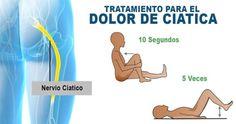 El dolor en el nervio ciático, es un dolor agudo y fuerte que en ocasiones, puede llegar a interrumpir nuestras actividades cotidianas.