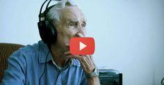 Este senhor de 96 anos escreveu uma canção para sua falecida esposa