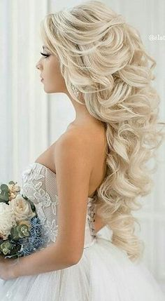 Nice 18 Creative & Unique Wedding Hairstyles See more: www.weddingforwar… The post 18 Creative & Unique Wedding Hairstyles ❤ See more: www.weddingforwar… appeared first on New Hairstyles . Wedding Hairstyles For Long Hair, Wedding Hair And Makeup, Hairstyle Wedding, Hairstyle Ideas, Hair Wedding, Formal Hairstyles, Hair Ideas, Princess Hairstyles, Wedding Vows