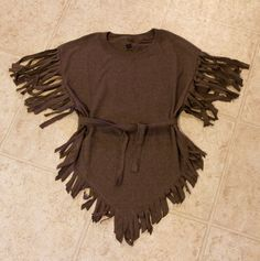 How to make Girl's Indian Costume in few minutes. All you need is just plain…