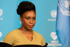 Delta Air Lines accused of mistreating Nigerian passengers by acclaimed author Chimamanda Ngozi Adichie   Award-winning author Chimamanda Ngozi Adichie has accused Delta Airlines of discriminating against Nigerian customers.   In a Facebook post Adichie whose books include Americanah Purple Hibiscus and Half of a Yellow Sun took issue with Delta's practice of requesting that customers produce a physical copy of their credit cards when checking in.   She began her complaint by reposting a…