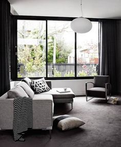 bringing an aged edwardian to the present | @meccinteriors | design bites | #livingroom