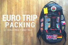 EURO TRIP PACKING | Products I Liked & Didn't Like Eurotrip, Travel Packing, Europe, Bags, Products, Handbags, Travel Items, Bag, Gadget