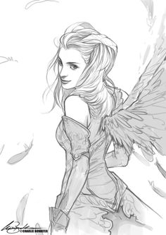 hi, im thalia, im an fallen angel,(not a winged human, thats differant) of course i dont act like one. who does that? anyway i usually wouldnt help with saving stuff but i guess if i dont i will lose my wings. :( im also really rude and kind of insane but i really couldnt care less about anyone else (ps i have red hair and really light blue eyes)