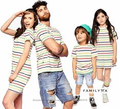 Matching Family Outfit, Matching Family Clothes, Matching Family Set, Matching Summer Outfit, Matching Kids Outfit, Father's Day Gift Matching Family T Shirts, Family Shirts, Matching Outfits, Family Clothes, Mommy And Me Outfits, Kids Outfits, Summer Outfits, Dad Outfit, Kids Fashion Photography