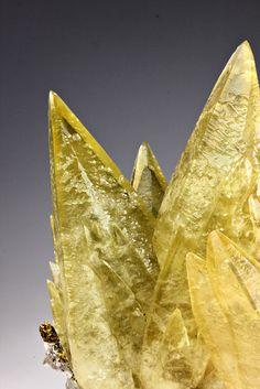 + Calcite with Chalcopyrite, Dolomite