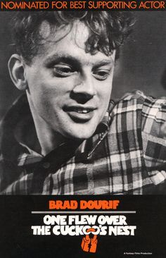 Brad Dourif as Billy Bibbit in One Flew Over The Cuckoo's Nest.