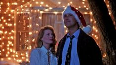 """Christmas Vacation is one of my most favorite, must-see Christmas films every year. Clark Griswald (Chevy Chase) is a true American hero. The """"nipply"""" scene is classic. I laugh like its the first time every time."""