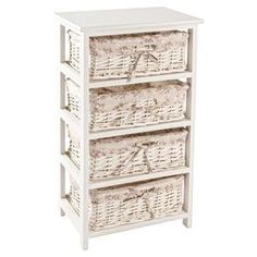 Sarah Chest of 4 Drawers
