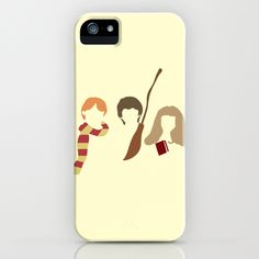 Harry Potter Gang iPhone Case. When I get an iPhone getting this case