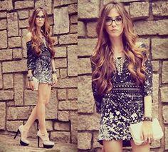 dress, Your Eyes Lie, youreyeslie.com/, in dresses   2.2. necklace, Maria Cereja Acessorios, mariacerejaacessorios.com.br/v3/, in jewelry