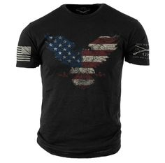 Authentic Grunt Style Apparel sold by Authorized Retailer. Ultra soft and comfortable. Printed in the USA. Original Grunt Style design and is guaranteed to you by their 'Beer Guarantee'. Cool Shirts, Tee Shirts, Tees, Shirt Men, Casual Shirts, Grunt Style, Eagle Shirts, Sharp Dressed Man, Branded T Shirts