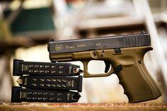 Bag full of guns : Photo