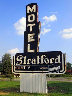Stratford Motel, Richmond, VA | Flickr - Photo Sharing!