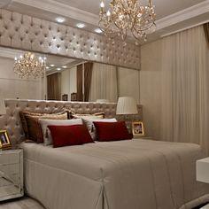 Apartamento com decoração clássica e contemporânea neutra chiquérrimo! - Decor Salteado - Blog de Decoração e Arquitetura