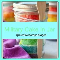 Creative Care Packages - Deployment Safe Recipes
