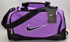 Nike Duffel Bag Purple Brasilia 5 X Small Gym Travel XS Duffle Women Girl 71296fe328742