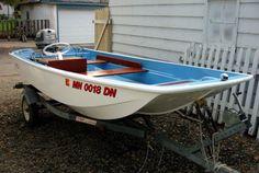 Photo: 1959 Boston Whaler 13-Sport restored