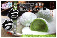 Green Tea Mochi 210g