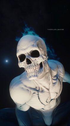Ghost Rider Drawing, Batman Drawing, Ghost Rider Wallpaper, Skull Wallpaper, Gas Mask Art, Masks Art, Deadpool Wallpaper, Marvel Wallpaper, Demon Drawings