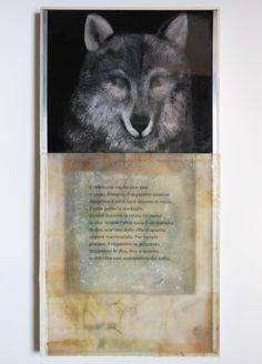 Glenda Sburelin+Luca Rizzatello per Libri di Versi9