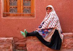 Persia Mirabile - Iran  Villaggio Abyaneh - regione Esfehan