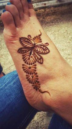 Chic henna