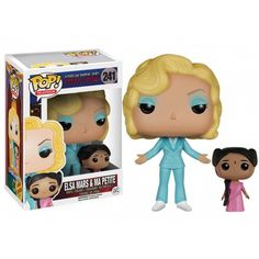 Funko Pop! Elsa Mars & Ma Petite, Freak Show, American Horror Story, AHS, Funkomania, Séries