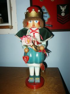 Steinbach Nutcracker Signed Prince Charming