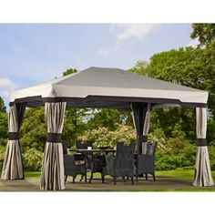 Gazebos and Canopies | Costco Sojag Caymen 10 x 12 Gazebo Replacement Canopy  sc 1 st  Pinterest & gazebo replacement canopy 10 x 12 | Canada Products | Pinterest ...
