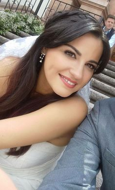 Gorgeous Mexican actress Maite Perroni - www.mainlymexican ...