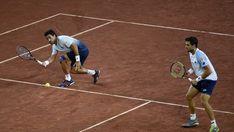 Copa Davis con la inclusión de Pella Argentina va por la victoria en el dobles