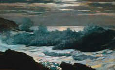 Winslow Homer, Early Morning After Storm at Sea, 1902