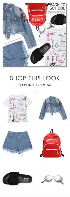 """""""Go Back-to-School Shopping!"""" by paculi ❤ liked on Polyvore featuring Puma and BackToSchool"""