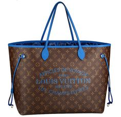 Noéfull Shape Unveiled in Louis Vuitton 2013 Summer Collection