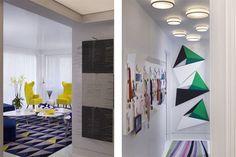 Apartamento colorido em NY (Foto: Divulgação)