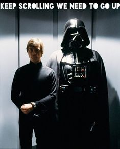 Sith Lord and son. Lionel Messi, Vader And Son, Father Son Photos, Original Memes, Sith Lord, The Empire Strikes Back, Star Wars Poster, Star Wars Humor, Luke Skywalker
