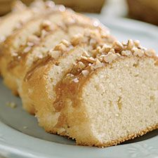 This rich nutmeg-scented cake can be made ahead, frozen, then thawed when you need it.