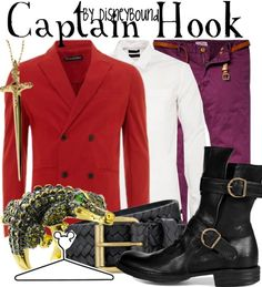 Captain Hook - Peter Pan