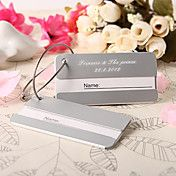 Personalized Metal Luggage Tag – USD $ 2.99