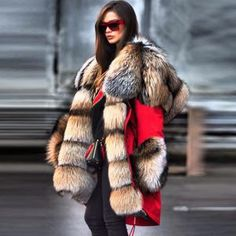 Product number gender Woman season winter Material Cotton Blend Pattern type Camouflage Sleeve Length Long sleeve style Elegant luxury Top collar Fur collar Wearing occasion Vacation Size S M L XL Length (inch) Shoulder width (inch) Punk Art, Winter Fur Coats, Long Overcoat, Collar Designs, Knitted Coat, Coat Dress, Warm Coat, Fur Collars, Types Of Sleeves