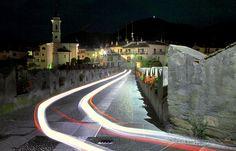 Dronero, il Ponte del Diavolo. by MaranzaMax, via Flickr